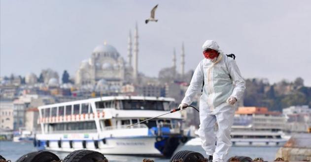 Türkiye'de iyileşenlerin sayısı 299 bin 679'a yükseldi