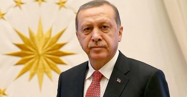 Cumhurbaşkanı Erdoğan'dan şehit ailesine başsağlığı mesajı