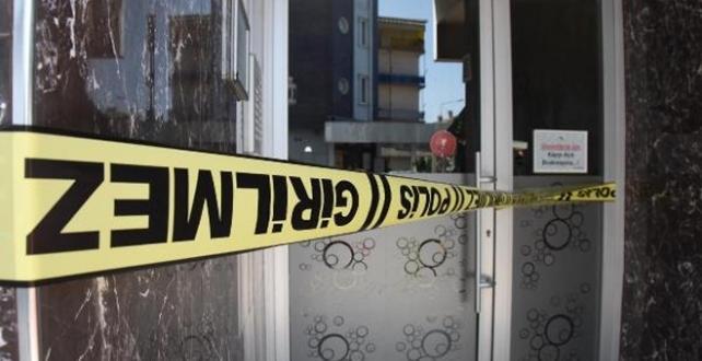 Kırklareli'nde bir ev karantinaya alındı