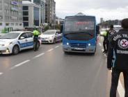 İstanbul'da toplu taşıma araçlarında koronavirüs denetimi