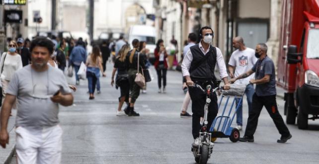 İtalya'da son 24 saatte 10 bin 874 vaka tespit edildi