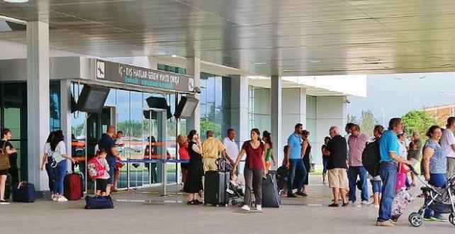 10 havalimanı 'daimi hava hudut kapısı' ilan edildi