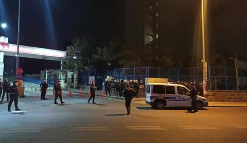 Ankara'da sağlıkçılara ve polise saldırı: 20 gözaltı