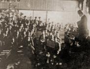 Cumhuriyet'in ilanı ve Atatürk'ün ilk konuşması TBMM kayıtlarında