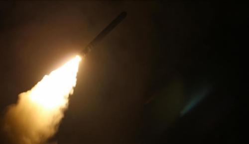 ABD'den kıtalararası balistik füze testi