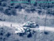 Ateşkesi ihlal eden Ermenistan hedefleri vuruldu
