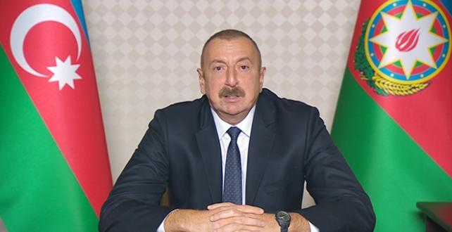 """Aliyev'den Erdoğan'a """"Yardıma hazırız"""" telefonu"""