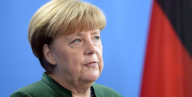 Merkel'den Türkiye ile iş birliği mesajı