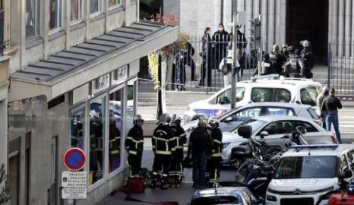 Fransa'da Nice'deki saldırıyla ilgili bir kişi daha gözaltına alındı