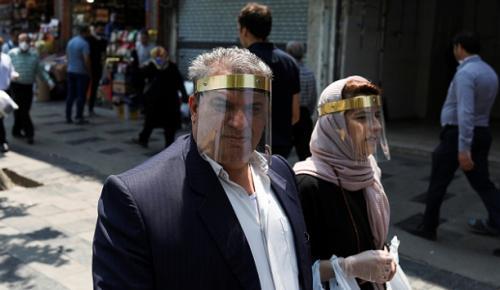 İran'da rekor günlük can kaybı