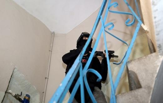 Kastamonu'da DEAŞ operasyonu: 3 kişi gözaltına alındı