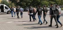 Aksaray'da zehir tacirlerine operasyon: 5 tutuklama