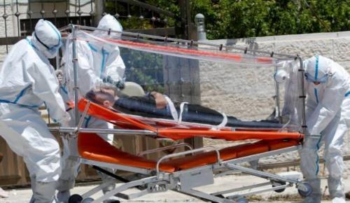 İran'da son 24 saatte 304 kişi COVID-19'dan hayatını kaybetti