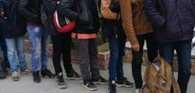 Ankara'da 29 düzensiz göçmen yakalandı