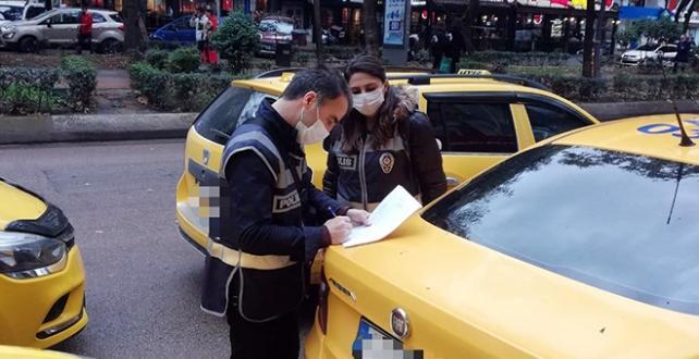 Kocaeli'de tedbirlere uymayan 228 kişiye para cezası