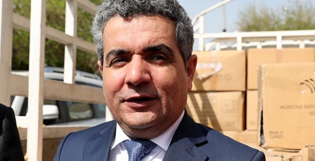 Erbil Valisi Ferset Sofi COVID-19'a yenik düştü