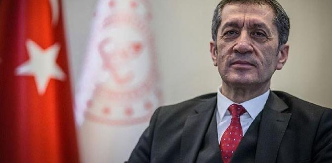 Milli Eğitim Bakanı Selçuk açıklama yaptı!