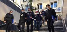 4 ilde suç örgütü operasyonunda 22 kişi tutuklandı