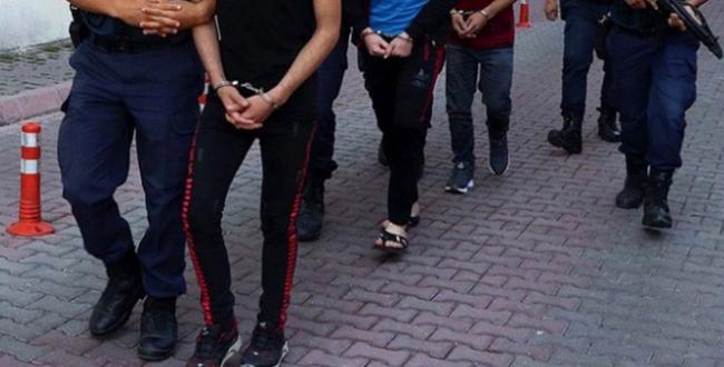 Bursa'da uyuşturucu operasyonu: 5 tutuklama