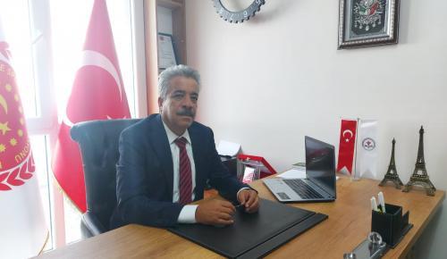 Gazeteci ve İş Adamı İbrahim Şeker'in Öğretmenler Günü Mesajı