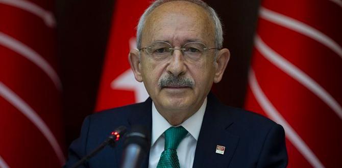 Kemal Kılıçdaroğlu açıkladı!