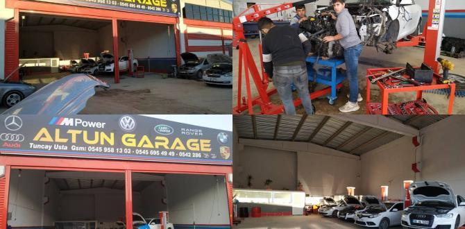 Altun Garage'dan kış bakımı uyarısı