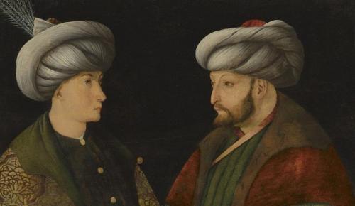 Fatih Sultan Mehmet portresine 'sahte' soruşturması!