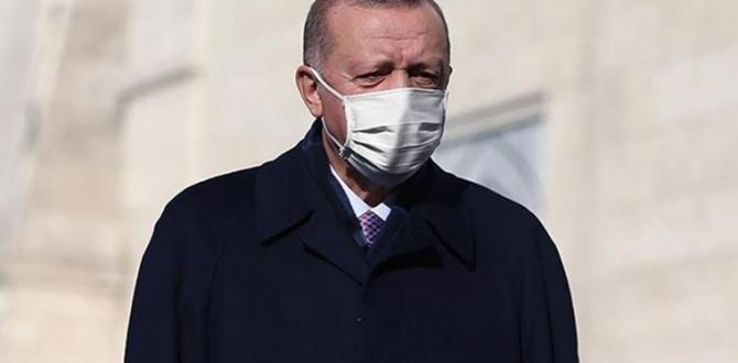 Cumhurbaşkanı Erdoğan'dan aşı açıklaması!