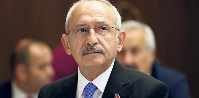 Kılıçdaroğlu'ndan 'Adaylık' açıklaması!