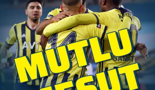 Fenerbahçe: 3 – Ankaragücü: 1 | MAÇ SONUCU