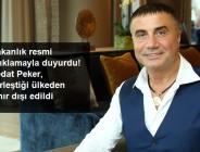 Sedat Peker, Kuzey Makedonya Cumhuriyeti'nden sınır dışı edildi