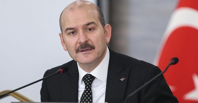 İçişleri Bakanı açıkladı
