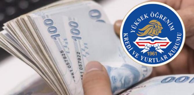 KYK ödemeleri 10 Ocak'a kadar sürecek!