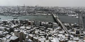 Son dakika haberi Vali duyurdu! İstanbul'da kar tatili uzadı