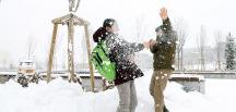 İstanbul cuma gününden itibaren 7 gün sürecek kar yağışının etkisi altına girecek