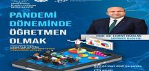 Prof. Eraslan, Öğretmenlere Seminer Verecek