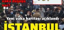 Bakan Koca yeni vaka haritasını açıkladı! İstanbul kızardı