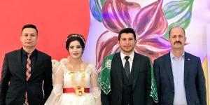 Başkan Yavuz, Şehit Ailesini Yalnız Bırakmadı.