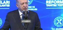 Erdoğan, milyonların merakla beklediği ekonomi reform paketini açıklıyor