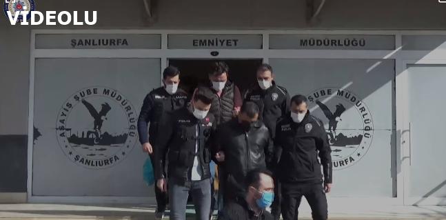 Şanlıurfa'da Fuhuş Çetesi Çökertildi