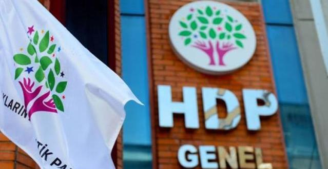Yargıtay Başsavcısı Bekir Şahin, HDP'nin kapatılması istemiyle Anayasa Mahkemesi'nde dava açtı.