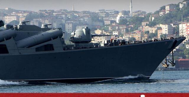 İstanbul Boğazı'ndan peş peşe geçti