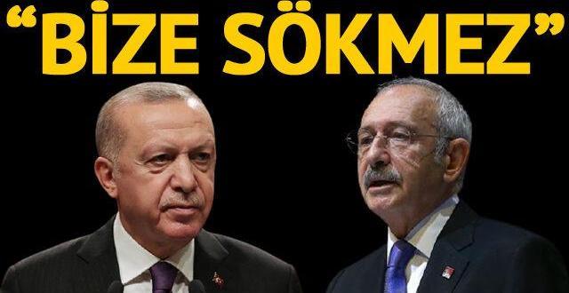 Cumhurbaşkanı Erdoğan'a yanıt