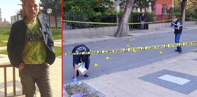 Eşini öldüren adam, polisle girdiği çatışmada yaşamını yitirdi