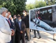 """Şanlıurfa'da """"Direnen Filistin"""" sergisi açıldı"""