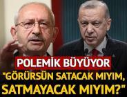 CHP lideri Kılıçaroğlu'ndan Cumhurbaşkanı Erdoğan'a yanıt