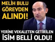 Boğaziçi Üniversitesi Rektörlüğü'ne Melih Bulu'nun yerine vekaleten Mehmet Naci İnci atandı