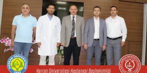 Türkiye'nin İlk Doktoralı Mezunu Harran Üniversitesi'nden
