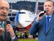 Erdoğan ile Kılıçdaroğlu arasında 'uçak' polemiği: Vallahi de billahi de satacağım