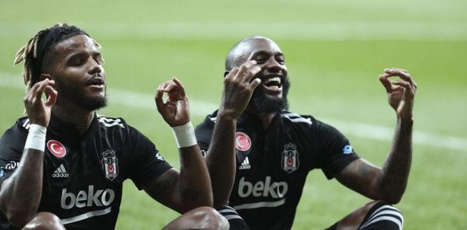 Beşiktaş 3-0 Çaykur Rizespor (Maç sonucu)